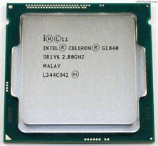 INTEL CPU Processor Celeron G1840 2.80 GHz LGA 1150 | SR1VK