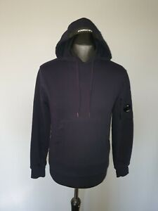 C.P COMPANY Pullover Fleece Hoodie Size Small