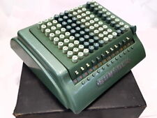 Antigua CALCULADORA / COMPTOMETRO  SUMLOCK de 1950 antique CALCULATOR