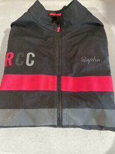 Rapha Pro Team Winter Jacket RCC Large Pre Owned