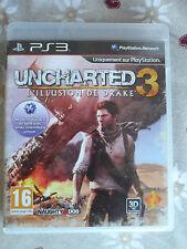 Uncharted 3 - L'illusion de drake pour PS3 - Très bon état