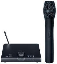 Radio portátil VHF Inalámbrico Micrófono 174.5MHz Dj Discoteca Karaoke hecha por Kam