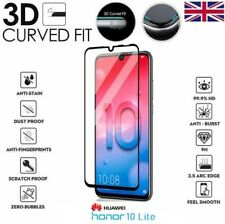For Huawei Honor 10 Lite Full 3D Tempered Glass Film 9H Screen Protector Cover