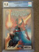 Amazing Spiderman Volume 5 #6 CGC 9.8 Cosmic Ghost Rider variant free shipping