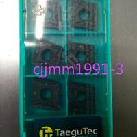 10PCS/box NEW original Taegutec CNC blade CNMG120404MT TT7015