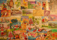 Christmas Island 45 Different Used