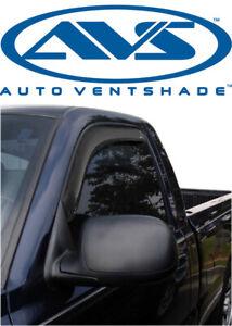 AVS 192956 In-Channel Window VentVisor 2-Piece 99-07 GMC Sierra Chevy Silverado