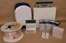 Scantronic 9651EN43 Alarm System LCD Kpad Bosch Pet Friendly  PIR's **Special**