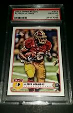 2012 Topps Magic #227- Alfred Morris Rookie Card! PSA GEM MINT 10!
