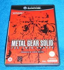 Nintendo GameCube Game - Metal Gear Solid: The Twin Snakes