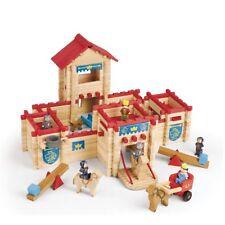 Château fort en bois à construire 300 pièces - Jeujura 8026