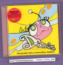 Deee-Lite Sampladelic Relics & Dancefloor Oddities CD 1996 Elektra Promo Sealed