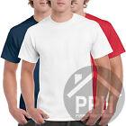 3 Pack T Shirt Gildan ULTRA Mens Ladies Boy Girl 5 Plain wholesale Workwear Tops