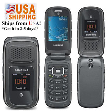New ! Unlocked Samsung Rugby III SGH-A997 Black (AT&T) Cellular Phone
