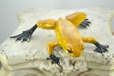 ARTIST PROOF DUKE EURO  Bronze Frog By the Frogman Tim Cotterill RETIRED
