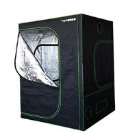 VIVOSUN Grow Tent Room Hydroponic Indoor Mylar Reflective w/ Obeservation Window