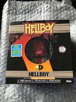 Hellboy - Hellboy SDCC 2019 US Exclusive 5-Star Vinyl Figure Funko Convention