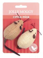 Jolly Moggy Catnip Mice | Cats