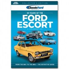 Ford Escort 50th Anniversary Special Bookazine car paper