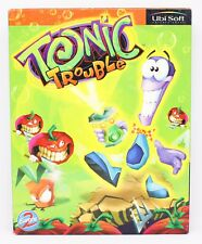 TONIC TROUBLE - PC FRANCE - CAJA GRANDE DE CARTON