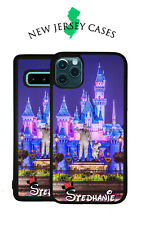 Disney Walt and Mickey Castle Apple, Samsung, LG, Google Pixel Phone Case