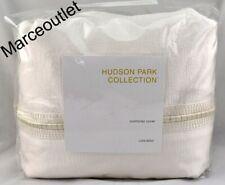 Hudson Park Collection Luxe Basic King Duvet Cover Ivory
