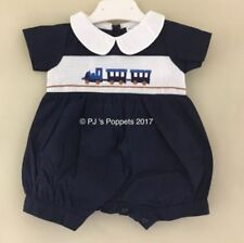Spanish Romper Checked Outfits & Sets (0-24 Months) for Boys