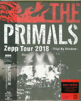 PRIMALS-THE PRIMALS ZEPP TOUR 2018 - TRIAL BY SHADOW-JAPAN BLU-RAY Ltd/Ed N44