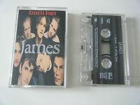 JAMES SOUND CASSETTE TAPE SINGLE FONTANA UK 1991
