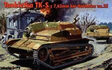 RPM 1/72 tankietka TK-S avec 7.62 mm HOTCHKISS # 72500
