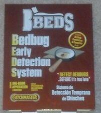 Catchmaster Bedbug Early Detection System 1 Kit / 6 monitors Bed Bug