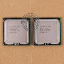 Lot of 2 X5482 SLANZ SLBBG CPU Prozessoren Intel Xeon 1600MHz 3.2GHz 12MB 771LGA