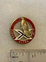 Authentic US Army 2nd Air Defense Artillery Insignia DUI Unit Crest E25