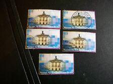 BRD 40 Sondermarken 2002 MN 2276 Museum Berlin Rundstempel+ 1 Geschenk