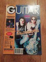 GUITAR MAGAZINE VOL. 5 NO 8 AUGUST 1995 WILDHEARTS DINOSAUR JR RORY GALLAGHER