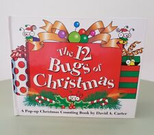 The 12 Bugs of Christmas Popup Christmas Counting Book by David A. Carter