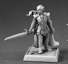 LUVICK SIERVAGE - PATHFINDER REAPER figurine miniature d&d rpg vampire elf 60145