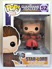 Funko Pop Star-lord 52 Guardians of The Galaxy Marvel Figure 9 Cm Cinema #1