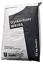 Dyckerhoff Weisszement CEM I 42,5 R 25 kg