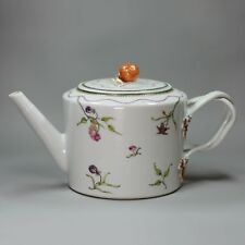 Antique Chinese famille rose teapot and cover, Qianlong (1736-95)