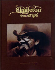 "Gib Singleton Book""From the Earth"" Western and Biblical Bronze Sculptor fabric"