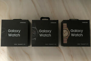 Samsung Galaxy Watch Original Retail Packaging - New Empty Box Only