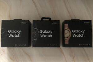 Samsung Galaxy Watch Original Retail Packaging - New Empty Box Only