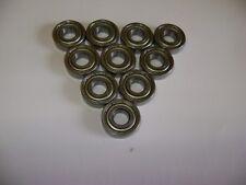 10 NMD 697-ZZ Bearings 7x17x5 ID=7mm OD=17mm WIDTH=5mm 7-17-5