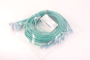 Profit Ultra PRO-QLGNU-007F CAT6 7FT Câble Ethernet Quantité 10 (Vert)