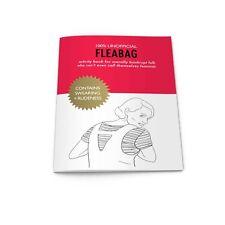 FLEABAG Adult Activity & Colouring Book phoebe waller-bridge