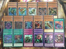 Yugioh Tournament Ready to Play Predaplant 45 Card Deck Chimerafflesia Fusion NM