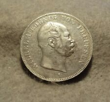 New listing 1861-A Prussia Silver Thaler Km-489