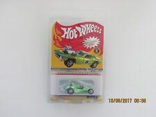 Hot Wheels 2007 Sand Crab Tom Daniel Green Rl Hubs 06816/11000 Mfg Pro Pak B-Hc