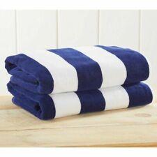 Cabana Stripe Velour Beach Towels 30